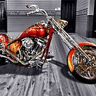Harley Magic by Steven  Agius