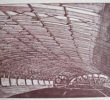 Sound Tube, Flemington by Denise Martin