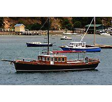 Nautical Miles Photographic Print
