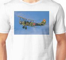 Polikarpov PO-2 Mule G-BSSY white 28 Unisex T-Shirt