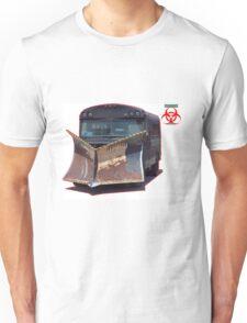 da bomb apocalypse auto bus plow car Unisex T-Shirt