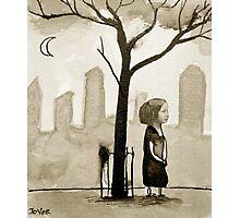 little runaway Photographic Print