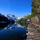 Sardine Lake  by flyfish70