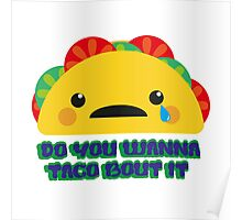 Therapy Taco Poster