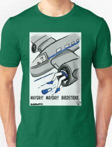 A Plane Accident. T-Shirt