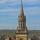 All Saints, Oxford by RedHillDigital