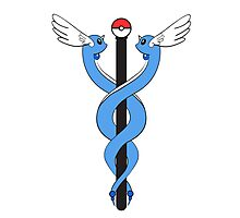 Pokemon Caduceus Photographic Print