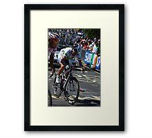 Baden Cooke Framed Print