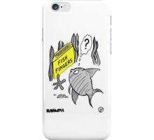 Fish Fingers ? iPhone Case/Skin