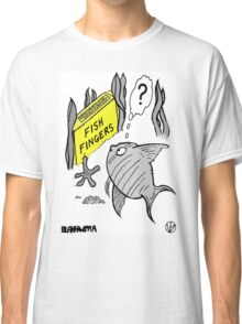 Fish Fingers ? Classic T-Shirt