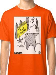 Fish Fingers ? Classic T-Shirt