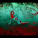 black widow by vampvamp