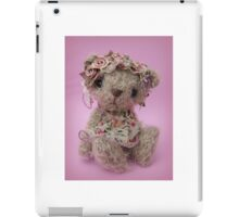 Debra - Handmade bears from Teddy Bear Orphans iPad Case/Skin