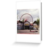Sleeping Giant Greeting Card