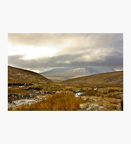 Winter in The Dales Photographic Print