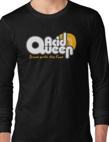 Acidqueen Funky band t-shirt Long Sleeve T-Shirt