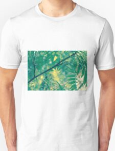green spring tree Unisex T-Shirt