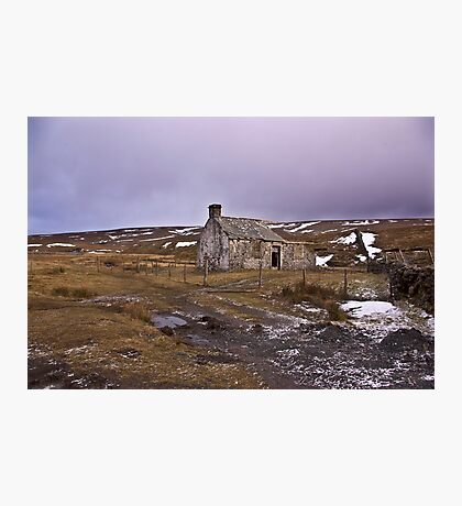 Dales Ruin Photographic Print