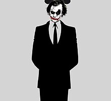 ANONYMOUS MICKEY JOKER by BackInTime