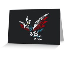 Tribeus Skarmory Normal Greeting Card