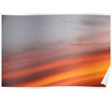 sunset strip Poster