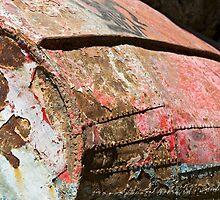 Old boat by dominiquelandau