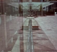 pinhole reflection by dennis william gaylor