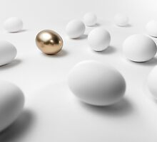 Eggs - One Gold by edge2edgephoto