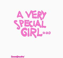 A Very Special Girl  Womens Fitted T-Shirt