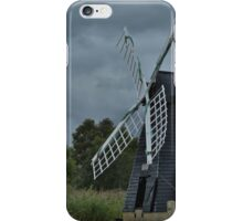 The old Water pump iPhone Case/Skin