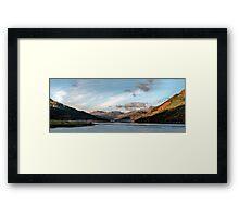 Autumn on the Loch Framed Print