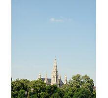 City Center 2.0 - Vienna Photographic Print