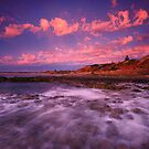 Cotton Candy Sunset II by joel Durbridge