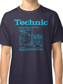 skilled deejay shirt Classic T-Shirt