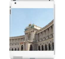City Center 3.0 - Vienna iPad Case/Skin