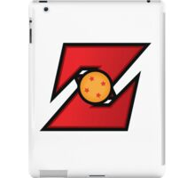 Dragon Ball Z - Z Logo iPad Case/Skin