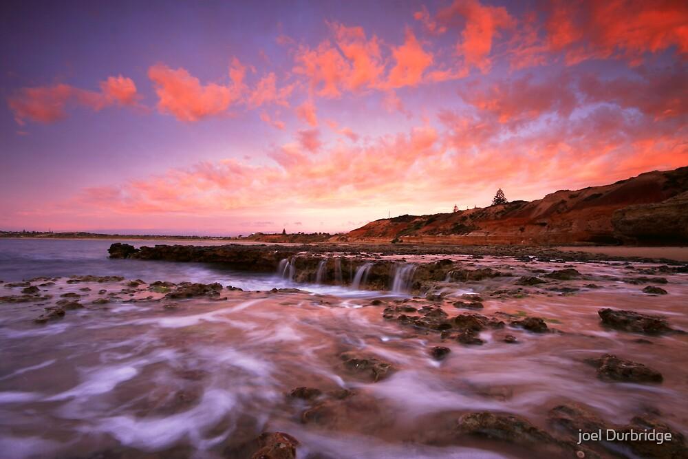 Cotton Candy Sunset by joel Durbridge