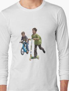 Bikers Long Sleeve T-Shirt