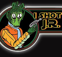 Star Wars - Greedo - I Shot J.R. by Midwestern
