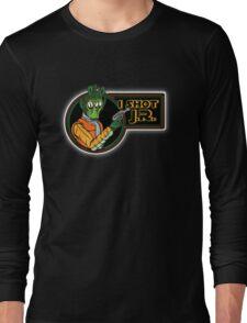 Star Wars - Greedo - I Shot J.R. Long Sleeve T-Shirt