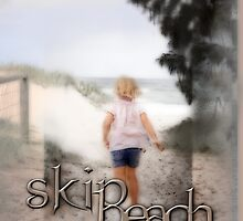 Skip Beach 2 © by Vicki Ferrari