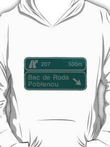 Bac de Roda T-Shirt
