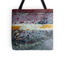 ground layer Tote Bag