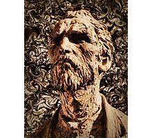 Van Gogh in Saint-Rémy Photographic Print