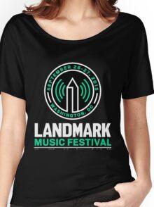 LANDMARK MUSIC FESTIVAL 2015 WASHINGTON Women's Relaxed Fit T-Shirt