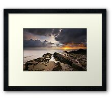 Southerness Point Framed Print