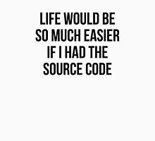 Life Source Code Unisex T-Shirt