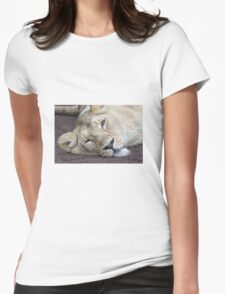 Lioness Womens Fitted T-Shirt