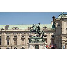 City Center 3.0 - Vienna Photographic Print
