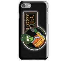 Star Wars - Greedo -I Shot J.R. iPhone Case/Skin